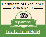 Trip Advisor 2016 Awards