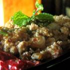 Larb Moo - Spicy Minced Pork Salad