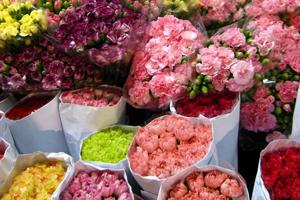 Pak Khlong Talad (Flower Market)